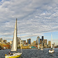 Sail On Seattle by Tom Dowd