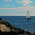 Sail View by Jean Booth