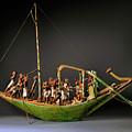 Sailboat                               by S Paul Sahm