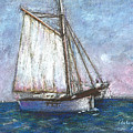 Sailboat by Arline Wagner