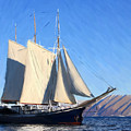 Sailboat - Id 16235-142740-6039 by S Lurk