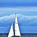 Sailboat No. 143-1 by Sandy Taylor