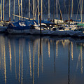 Sailboat Reflections by Idaho Scenic Images Linda Lantzy
