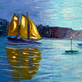 Sailboat-  Sailing- Come Sail Away by Kathy  Symonds