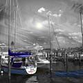 Sailboat Series 14 by Carlos Diaz