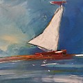 Sailboat by Terri Einer