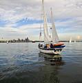 Sailig Away by Tom Dowd