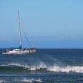 Sailing And Sunshine by Pamela Walton