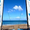 Sailing by Angela Niesz