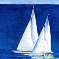 Sailing by Anne Marie Brown