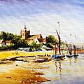 Sailing At Maldon by Andrew Read