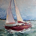 Sailing Away by Maria Reichert