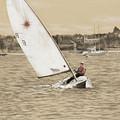 Sailing Away by Todd Bachta