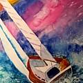 Sailing by Bonnie Ambrose