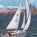 Sailing by Catherine G McElroy