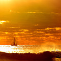 Sailing by Dennis Wat