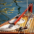 Sailing Dories 4 by Lainie Wrightson