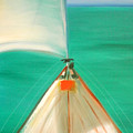 Sailing by Gina De Gorna