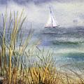 Sailing In Rough Seas by Irina Sztukowski