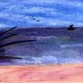 Sailing by Melvin Moon