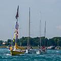 Sailing North by Grace Grogan