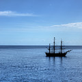 Sailing Ship by Alan Pickersgill