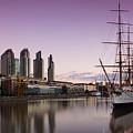 Sailing Ship by Dorothy Binder