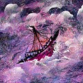 Sailing The Heavens by Rachel Christine Nowicki