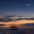 Sailing To The Moon 2 by Mike McGlothlen