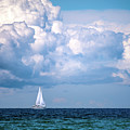 Sailing Under The Clouds by Onyonet  Photo Studios