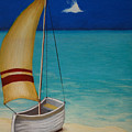Sailors Solitude by Amanda Clark