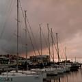 Sails In Pink by Davina Scheper
