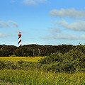 Saint Augustine Lighthouse by Addison Fitzgerald