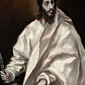 Saint Bartholomew by El Greco