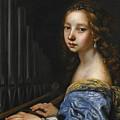 Saint Cecilia by Florentine School
