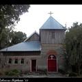 Saint Cyprians Episcopal Church by Rebecca Stephens