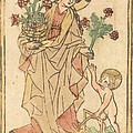 Saint Dorothy by German 15th Century