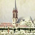 Saint-elisabeth Church by Gabriele Pomykaj