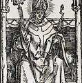 Saint Erasmus by Albrecht Durer