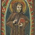 Saint Francis by Jordan Elam