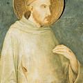 Saint Francis by Simone Martini