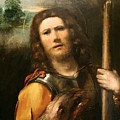 Saint George 1513 by Dossi Dosso