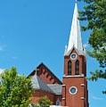 Saint George Church by John Myers