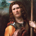 Saint George by Dosso Dossi