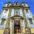 Saint Ildefonso Church by Benny Marty