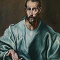 Saint James The Elder by El Greco