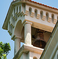 Saint John The Baptist Bell Tower by Bob Phillips