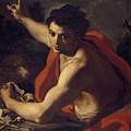 Saint John The Baptist by Francesco Solimena