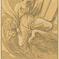 Saint John The Evangelist by John Skippe After Parmigianino
