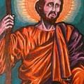 Saint Joseph by Michael Toth